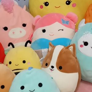 Squishmallow collection💗💗 UPDATED COLLECTION